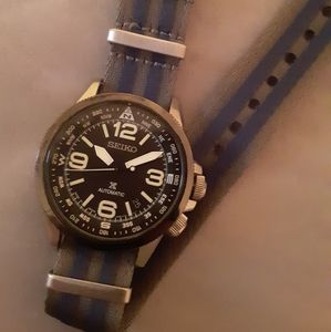 Sold Seiko Prspex Automatic Field Compass SRPC33J1